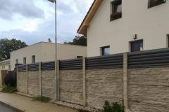 betonový-plothliníkové-dílce