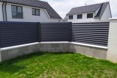 okenicový-plot-ALU-sloupky